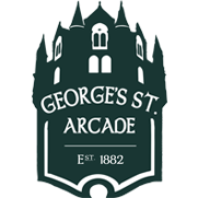 Georges Street shopping arcade